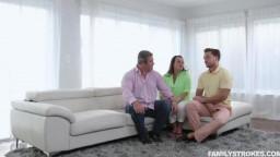 FamilyStrokes - Nova Cane - Family Easter Extravaganza