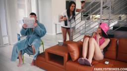 familystrokes brenna sparks