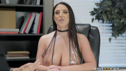PornstarsLikeItBig Angela White - Just To Be Clear