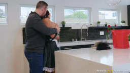 BigTitsAtWork - August Taylor - The Perfect Maid 4