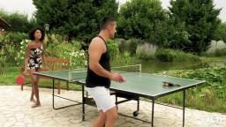 HandsOnHardcore Luna Corazon Ping Pong Outdoor Fuck