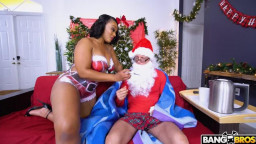 AssParade Mimi Curvaceous - Santas Cumming Down Her Chimney