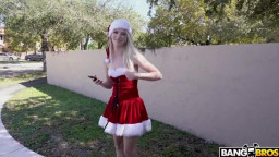 Bangbus Jayden Black - Santa's Little Helper Gets Fucked Hard