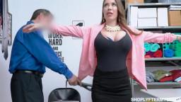 Shoplyftermylf Bianca Burke