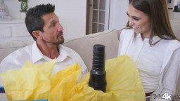 Tiny4k Riley Reid - Naughty Fathers Day Gift