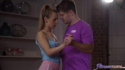 Fitnessrooms Alecia Fox And Charlie Red